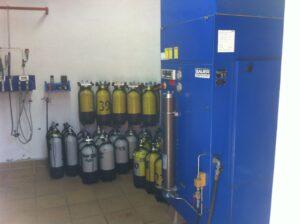 Compressors  (AIRE-NITROX)